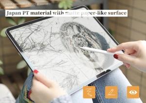 """Dán dẻo Nillkin AG Paper-like iPad 10.9"""" (chuyên để vẽ bằng bút Pencil)"""